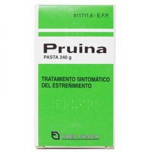 Pruina en Suspensión Oral