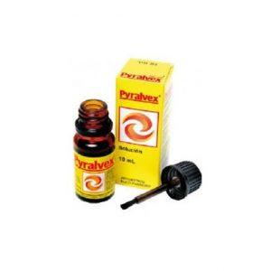 Pyralvex Elam Pharma en Solución Uso Tópico