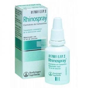 Rhinospray en Nebulizador Nasal