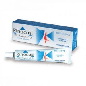 Rinocusi Vitaminico en Pomada Nasal