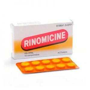 Rinomicine Activada en Comprimidos