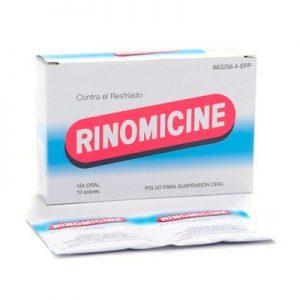 Rinomicine Sobres en Sobres