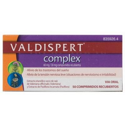 Valdispert Complex en Comprimidos