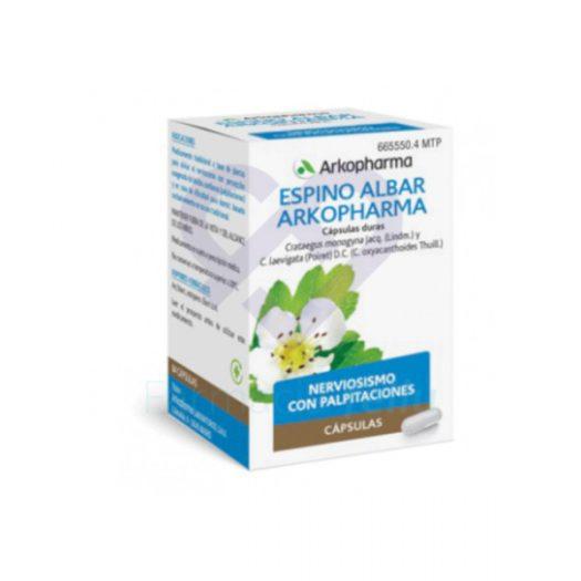 Caja de Arkocápsulas Espino Albar de 84 Cápsulas de 350 mg