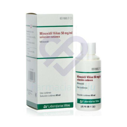 Minoxidil Viñas 1 Frasco 60 ml