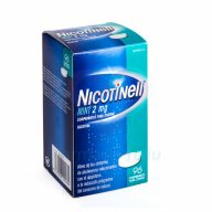 Nicotinell Mint 2 mg, 36 Comprimidos para chupar
